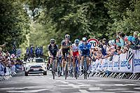 Stage 2 from Perros-Guirec to Mûr-de-Bretagne, Guerlédan (184km)<br /> 108th Tour de France 2021 (2.UWT)