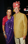 """Kathy and Martyn Goossen at the Museum of Fine Arts Houston's 2013 Grand Gala """"India"""" Friday Oct. 04,2013.(Dave Rossman photo)"""