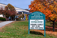Plymouth State University campus.