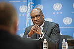 Press Conference by the President of the General Assembly 68th Session, Mr. John Ashe