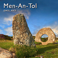 Images of Men-an-Tol Neolithic Stones | Pictures & Images