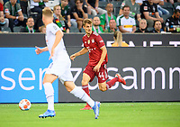 Josip STANISIC (M) in action, Soccer 1st Bundesliga, 1st matchday, Borussia Monchengladbach (MG) - FC Bayern Munich (M) 1: 1, on August 13th, 2021 in Borussia Monchengladbach / Germany. #DFL regulations prohibit any use of photographs as image sequences and / or quasi-video # Â