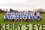 Tralee Rugby club in the Under 16's Tralee versus Listowel in the West Munster League on Saturday