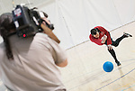Doug Ripley, Toronto 2015.<br /> Parapan Am hopefuls meet with the media in preparation for 2015 Parapan Am game at the Toronto Pan Am Sports Centre // Les espoirs parapanaméricains rencontrent les médias en vue du match parapanaméricain 2015 au Centre sportif panaméricain de Toronto. 24/03/2015.