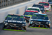 Monster Energy NASCAR Cup Series<br /> ISM Connect 300<br /> New Hampshire Motor Speedway<br /> Loudon, NH USA<br /> Sunday 24 September 2017<br /> Martin Truex Jr, Furniture Row Racing, Furniture Row/Denver Mattress Toyota Camry and Matt Kenseth, Joe Gibbs Racing, SiriusXM Toyota Camry<br /> World Copyright: Nigel Kinrade<br /> LAT Images