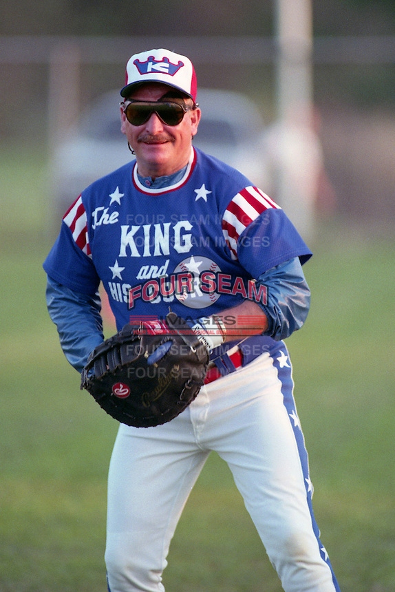 King and his Court Gary West circa 1993.  (MJA/Four Seam Images)