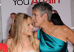 """Kristen Bell & Jamie Lee Curtis  at The Touchstone Pictures' World Premiere of """"You Again"""" held at The El Capitan Theatre in Hollywood, California on September 22,2010                                                                               © 2010 Hollywood Press Agency"""