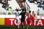 Tractorsazi Tabriz vs Al Ahli (KSA) during the 2015 AFC Champions League Group D match on April 07, 2015 at the Yadegar Emam Stadium in Tabriz, Iran. Photo by Adnan Hajj / World Sport Group