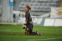 Nicole Barnhart at 2010 Algarve Cup