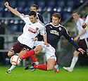 Falkirk v Hearts 18th July 2012