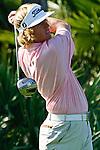 PALM BEACH GARDENS, FL. - Derek Fathauer during Round Three play at the 2009 Honda Classic - PGA National Resort and Spa in Palm Beach Gardens, FL. on March 7, 2009.