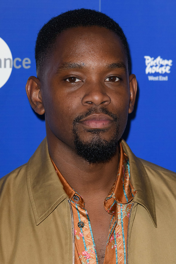 """Aml Ameen<br /> at the """"Yardie"""" premiere as part of the Sundance London Festival 2018, Picturehouse Central, London<br /> <br /> ©Ash Knotek  D3404  01/06/2018"""