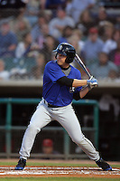 April 17, 2010: Rian Kiniry of the Rancho Cucamonga Quakes during game against the Lancaster JetHawks at Clear Channel Stadium in Lancaster,CA.  Photo by Larry Goren/Four Seam Images