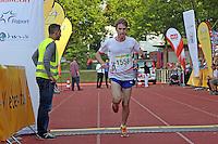 Raphael Schmitt kommt als Dritter ins Ziel