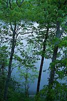 Springtime along the James River, Blue Ridge Parkway