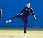 03.03.2020 Rangers training: George Edmundson