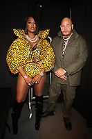 NEW YORK, NY- SEPTEMBER 14: Remy Ma and Fat Joe pictured at Fat Joe And Ja Rule Verzuz Battle at The Hulu Theater at Madison Square Garden in New York City on September 14, 2021. Credit: Walik Goshorn/MediaPunch