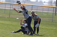 Girls Softball against Eureka 4/16/16