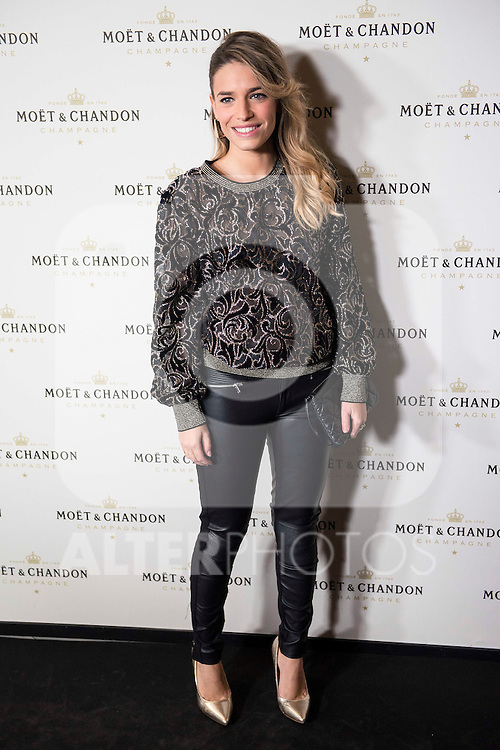 """Flora Gonzalez attends to the photocall of the party """"OpenTheNow of Moët & Chandon in Madrid, December 02, 2015<br /> (ALTERPHOTOS/BorjaB.Hojas)"""