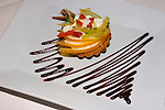 Dessert, Piero Restaurant, Rome, Italy, Europe