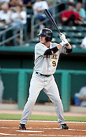 Brad Coon / Salt Lake Bees in a game against the Tucson Sidewinders in Tucson, AZ - 09/01/2008 ..Photo by:  Bill Mitchell/Four Seam Images
