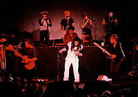 March 12, 1984 File Photo - UB-40 in concert