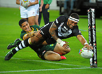 141115 Four Nations Rugby League Final - Kiwis v Kangaroos