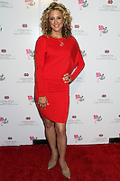 BEVERLY HILLS, CA, USA - MAY 31: Alexis Carra at the 10th Anniversary What A Pair! Benefit Concert to support breast cancer research and education programs at the Cedars-Sinai Samuel Oschin Comprehensive Cancer Institute at the Saban Theatre on May 31, 2014 in Beverly Hills, California, United States. (Photo by Celebrity Monitor)