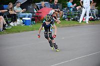 INLINESKATEN: MEDEMBLIK, Radbout, 04-07-2021, Internationaal Inlineskaten Jeugd, op het wegparcours van Radboud Inline Skating, ©foto Martin de Jong