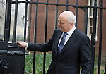 Day before the Budget 2013..Ian Duncan Smith outside Downing Street today 19.3.13.....Pic by Gavin Rodgers/Pixel 8000 Ltd