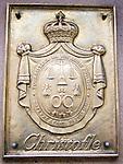 Logo, Christofle, Louvre, Paris, France, Europe