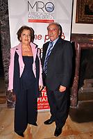 massimo oliva/inside<br /> roma 27-10-2008<br /> serata di beneficenza in ricordo di marta russo a villa miani a roma.<br /> aureliana e donato russo