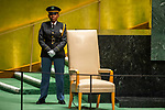 General Assembly Seventy-fourth session, 7th plenary meeting<br /> <br /> <br /> officer at GA