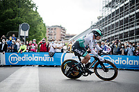 Peter Sagan (SVK/BORA - hansgrohe)<br /> <br /> 104th Giro d'Italia 2021 (2.UWT)<br /> Stage 1 (ITT) from Turin to Turin (8.6 km)<br /> <br /> ©kramon