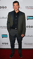 LOS ANGELES, CA, USA - NOVEMBER 18: Matthew Glave arrives at the Los Angeles Premiere Of Bravo's 'Girlfriends' Guide to Divorce' held at the Ace Hotel on November 18, 2014 in Los Angeles, California, United States. (Photo by Celebrity Monitor)