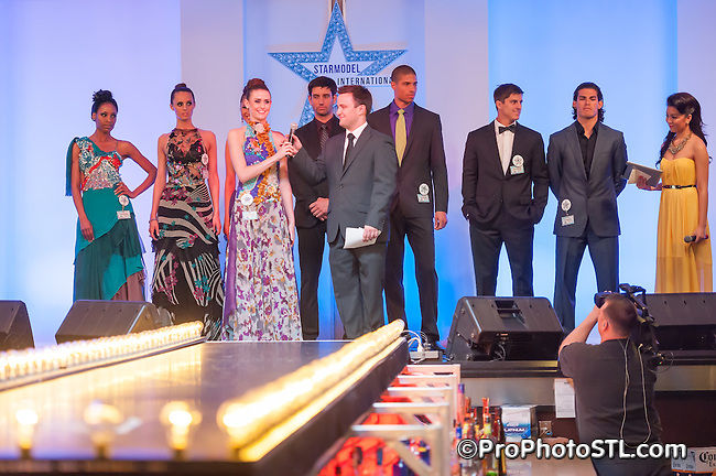 Starmodel International competition finals at Harrah's Casino in Maryland Heights, MO on March 25, 2012 - runway show photos.