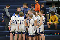 Basketball 7th Grade Boys 12/16/19