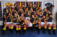 150912 Women's Rugby - Wellington Under-18 Team Photo