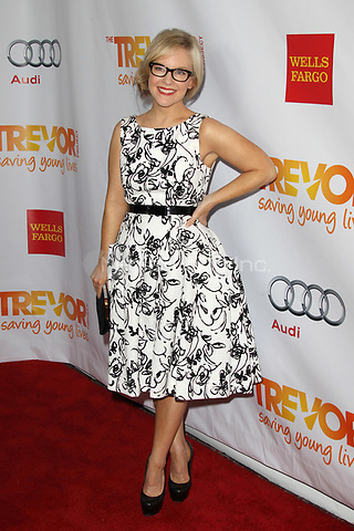 LOS ANGELES, CA - DECEMBER 02: Rachael Harris at 'Trevor Live' honoring Katy Perry and Audi of America for The Trevor Project held at The Hollywood Palladium on December 2, 2012 in Los Angeles, California. Credit: mpi21/MediaPunch Inc.