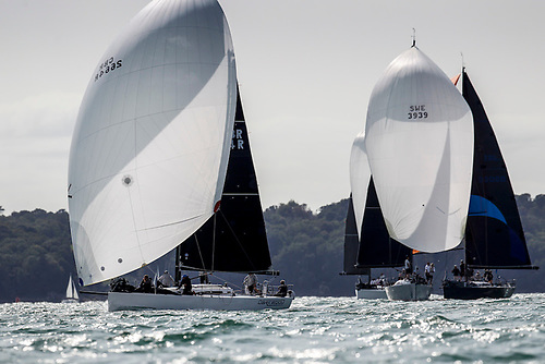 Michael O'Donnell's J/121 Darkwood will be competing in the RORC Spring Series