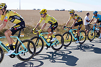 9th September 2020, Chatelaillon Plage to Poitiers, France; 107th Tour de France Cycling tour, stage 11;  Jumbo - Visma Roglic, Primoz