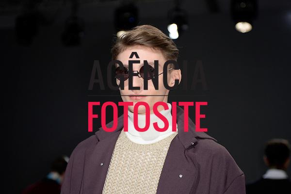 Berlim, Alemanha – 01/2014 - Desfile de Ivan Man durante a Semana de moda de Berlim - Inverno 2014. <br /> Foto: FOTOSITE