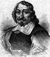 "FILE IMAGE - Samuel Champlain ( 1574 - 1635) The Father of New France"", was a French navigator, cartographer, draughtsman, soldier, explorer, geographer, ethnologist, diplomat, and chronicler."