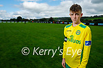 Brian O'Shea, Kerry U14 Kennedy Cup Captain