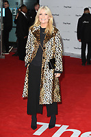 """Gaby Roslin<br /> arriving for the European premiere of """"The Post"""" at the Odeon Leicester Square, London<br /> <br /> <br /> ©Ash Knotek  D3368  10/01/2018"""