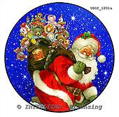 GIORDANO, CHRISTMAS SANTA, SNOWMAN, WEIHNACHTSMÄNNER, SCHNEEMÄNNER, PAPÁ NOEL, MUÑECOS DE NIEVE, paintings+++++,USGI1201A,#X# stickers
