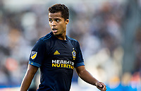 Carson, CA - October 15, 2017: The Los Angeles Galaxy defeated Minnesota United FC 3-0 during a Major League Soccer (MLS) match at StubHub Center.
