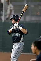 Nick Franklin - AZL Mariners (2009 Arizona League)..Photo by:  Bill Mitchell/Four Seam Images..