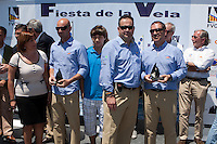 Fiesta de la Vela Valenciana, organizada por la Federación de Vela de la Comunidad Valenciana