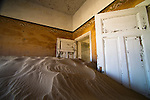Kolmanskop, Namibia, diamond-mining ghost town